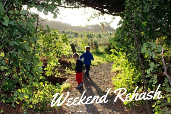 Weekend-Rehash