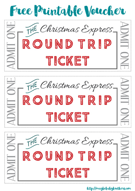 The-Christmas-Express-Ticke