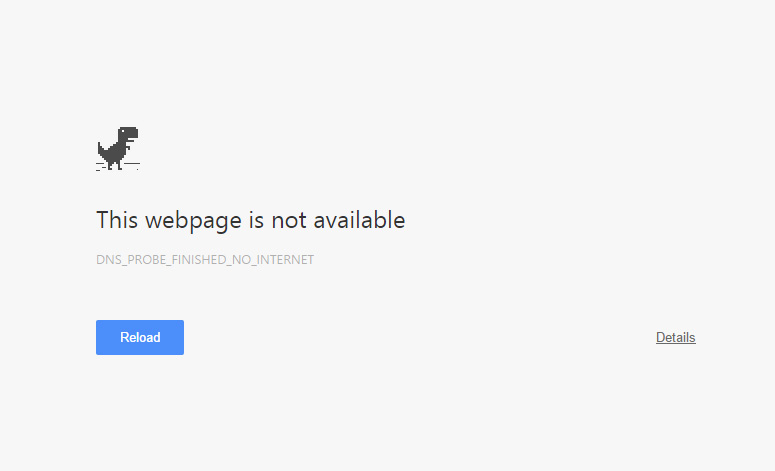 Webpage-Broken